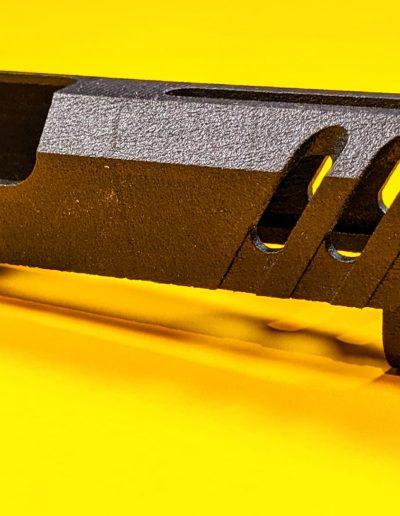Saber slide